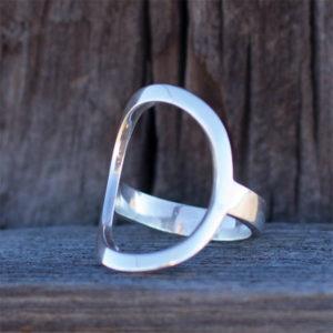 Pedidos al mayor de anillos de plata hechos a mano