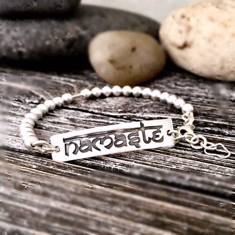 Namaste Bracelet for women